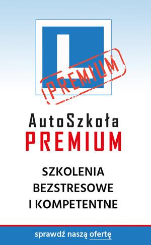 Autoszkoła Premium - sprawdź ofertę